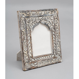 Wooden Carved Photo Frame 1216