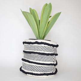 Handmade Boho Basket 05