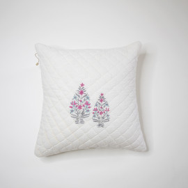 'Vama - F' Hand Embroidered...